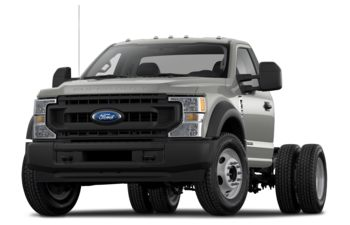 2021 Ford F-600 Chassis - Iconic Silver Metallic