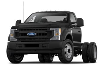 2021 Ford F-600 Chassis - Carbonized Grey Metallic