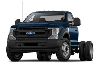 2020 Ford F-450 Chassis - Blue Jeans Metallic