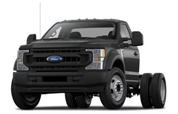 2021 Ford F-600 Chassis - Lithium Grey Metallic