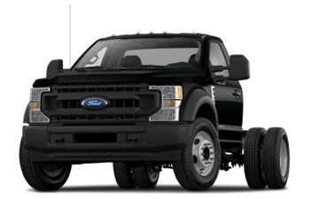 2021 Ford F-550 Chassis - Green Gem
