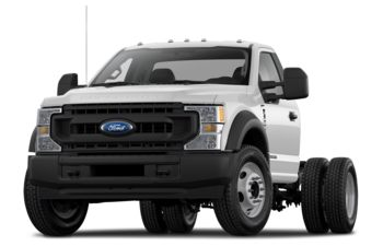 2021 Ford F-600 Chassis - Oxford White