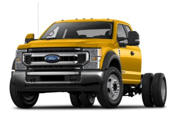 2020 Ford F-450 Chassis - Yellow