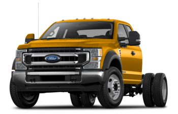 2020 Ford F-350 Chassis - School Bus Yellow