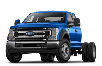2020 Ford F-350 Chassis - Velocity Blue Metallic