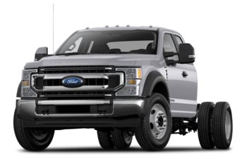 2020 Ford F-450 Chassis - Iconic Silver Metallic