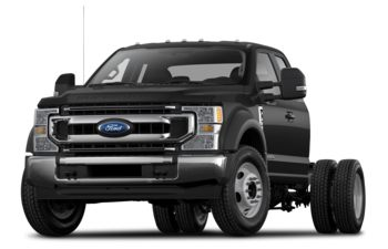 2021 Ford F-350 Chassis - Carbonized Grey Metallic