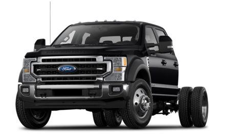 2021 Ford F-550 Chassis XL