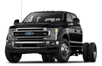 2021 Ford F-550 Chassis - Agate Black Metallic