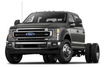 2020 Ford F-450 Chassis - Silver Spruce Metallic