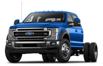 2020 Ford F-450 Chassis - Velocity Blue Metallic