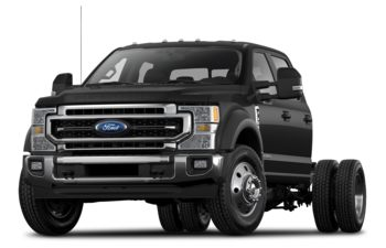 2021 Ford F-550 Chassis - Carbonized Grey Metallic