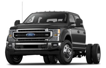 2021 Ford F-550 Chassis - Lithium Grey Metallic