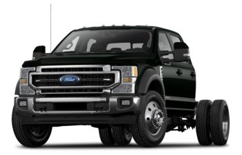 2021 Ford F-350 Chassis - Green Gem