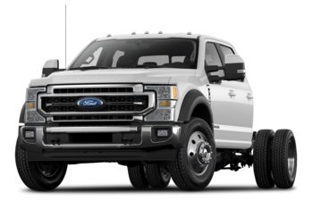 2021 Ford F-550 Chassis - Oxford White