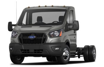 2021 Ford Transit-350 Cab Chassis - Avalanche Metallic