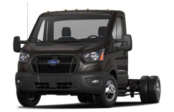 2020 Ford Transit-350 Cutaway - Magnetic Metallic