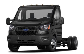 2021 Ford Transit-350 Cab Chassis - Carbonized Grey Metallic