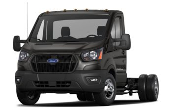 2021 Ford Transit-350 Cutaway - Abyss Grey Metallic