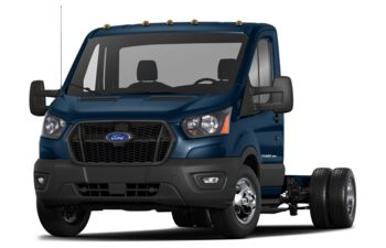 2021 Ford Transit-350 Cab Chassis - Blue Jeans Metallic