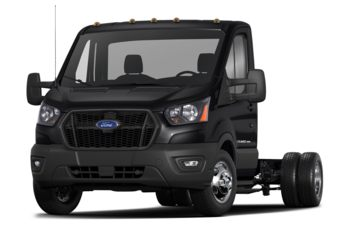 2021 Ford Transit-350 Cab Chassis - Agate Black Metallic