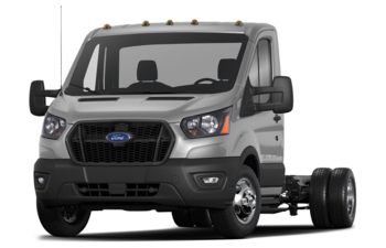 2020 Ford Transit-350 Cab Chassis - Ingot Silver Metallic