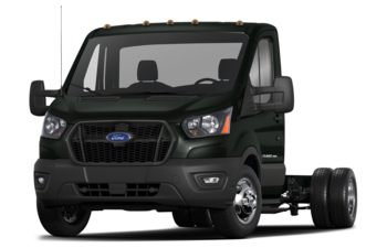 2020 Ford Transit-350 Cab Chassis - Green Gem Metallic