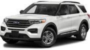 2021 - Explorer - Ford
