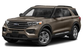 2021 Ford Explorer - Stone Grey Metallic