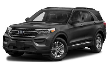 2021 Ford Explorer - Carbonized Grey Metallic