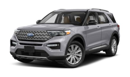 2021 Ford Explorer Platinum