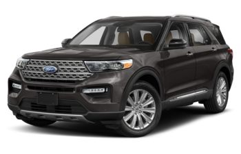 2020 Ford Explorer - Magnetic Metallic