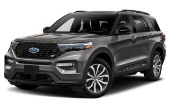 2020 Ford Explorer - Magnetic Metallic