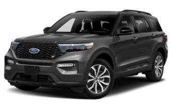 2021 Ford Explorer - Carbonized Grey Metallic