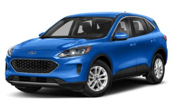 2021 Ford Escape - Velocity Blue Metallic