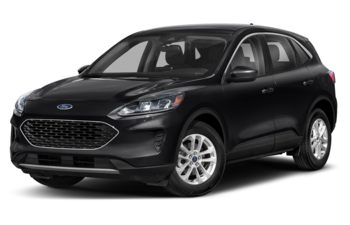 2020 Ford Escape - Agate Black Metallic