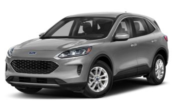 2020 Ford Escape - Ingot Silver Metallic