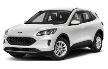 2021 Ford Escape - Oxford White