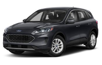 2021 Ford Escape - Antimatter Blue Metallic