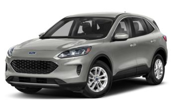 2021 Ford Escape - Iconic Silver Metallic