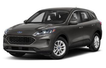 2021 Ford Escape - Carbonized Grey Metallic