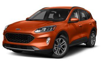 2020 Ford Escape - Sedona Orange Metallic