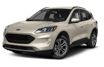 2021 Ford Escape - Desert Gold Metallic