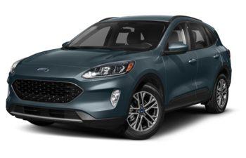 2020 Ford Escape - Blue Metallic