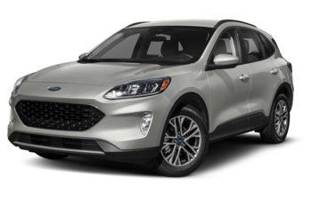 2021 Ford Escape - Iconic Silver Metallic