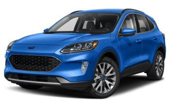2020 Ford Escape - Velocity Blue Metallic
