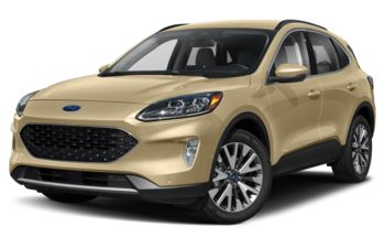 2020 Ford Escape - Desert Gold Metallic