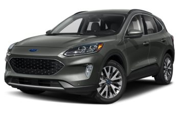 2020 Ford Escape - Magnetic Metallic
