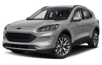 2020 Ford Escape - Ingot Silver Metallic