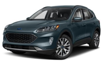 2020 Ford Escape - Blue Metallic